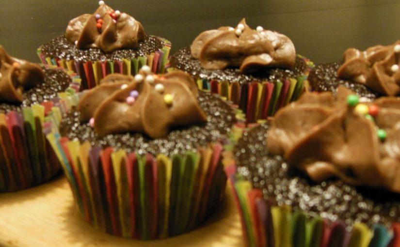 Čokoladni cupcakei in najlepša zapestnica