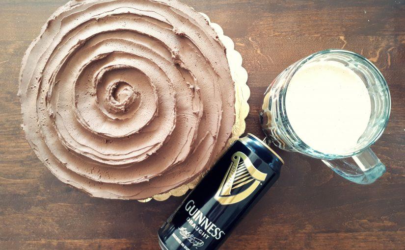 Čokoladna Guinness torta