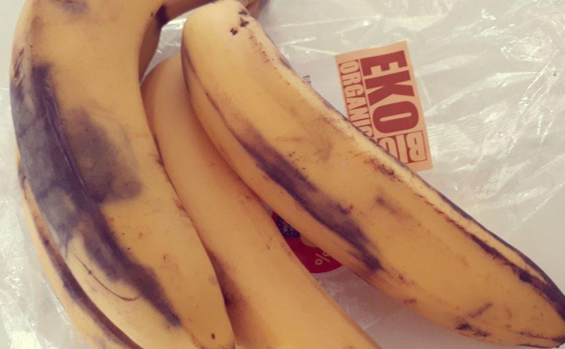 Kakšne barve so banane?