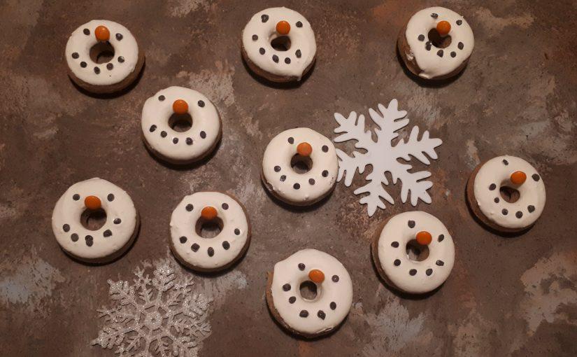 Krofki snežaki